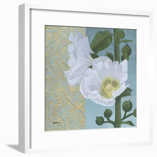 Soft Evening III-Kathrine Lovell-Framed Art Print