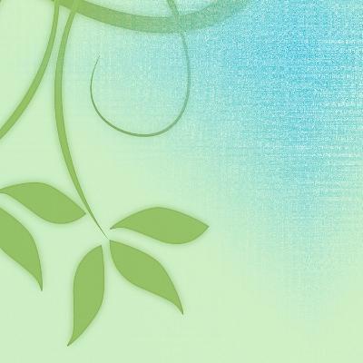 Soft Foliage II-Ruth Palmer-Art Print