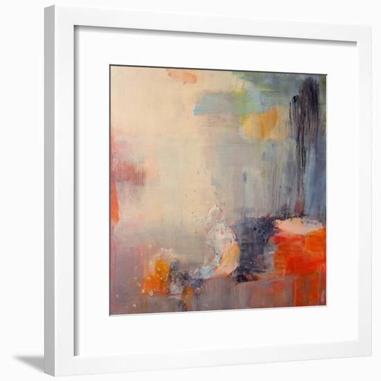 Soft Landings-Lina Alattar-Framed Art Print