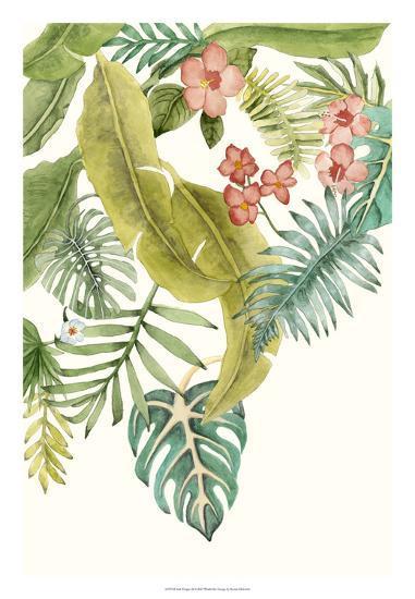Soft Tropics II-Naomi McCavitt-Giclee Print