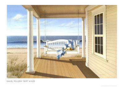 Soft Winds-Daniel Pollera-Art Print