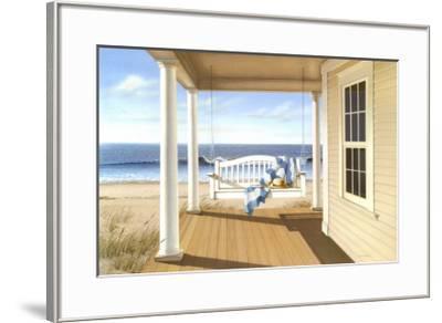 Soft Winds-Daniel Pollera-Framed Art Print