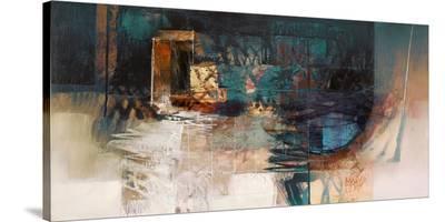 Sogni di giada-Giuliano Censini-Stretched Canvas Print