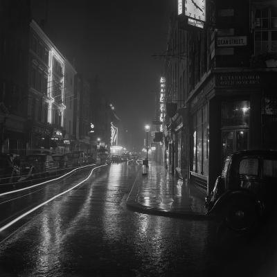 Soho by Night-BIPS-Photographic Print