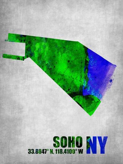 Soho New York-NaxArt-Art Print