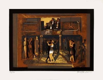 Soirée tango-Carlos Torrallardona-Limited Edition
