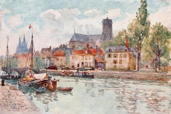 Soissons-Herbert Menzies Marshall-Giclee Print