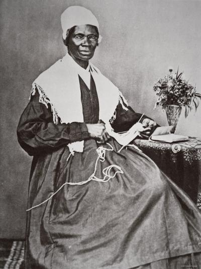 Sojourner Truth--Photographic Print