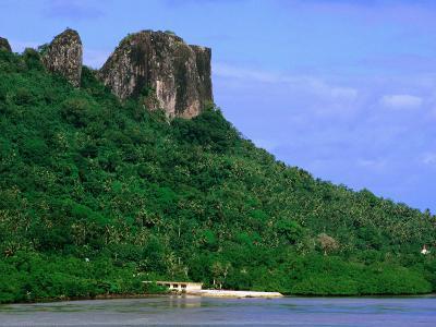 Sokehs Ridge, Micronesia-John Elk III-Photographic Print