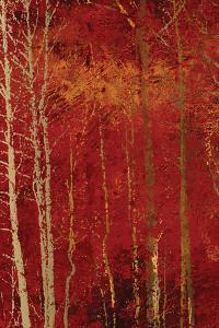 Red Trees by Sokol Hohne