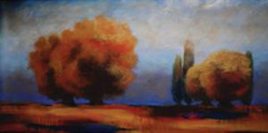 Western Sky I by Sokol Hohne