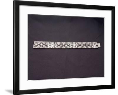 Sokol-Lacloche bracelet--Framed Photographic Print