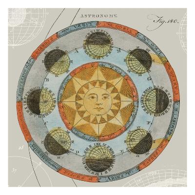 Solar Calendar-Sue Schlabach-Premium Giclee Print
