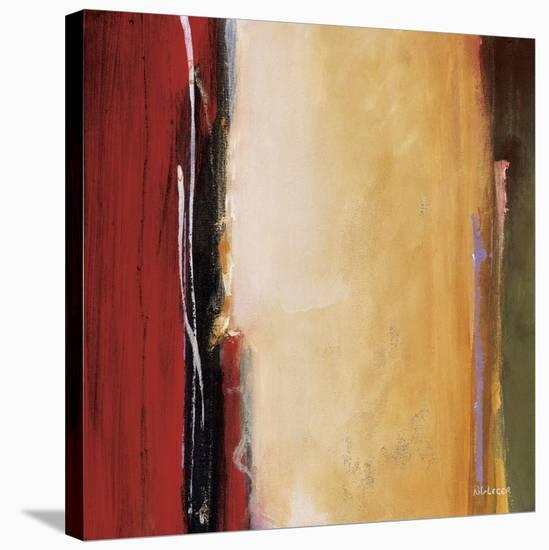 Solar Emission I-Noah Li-Leger-Stretched Canvas Print