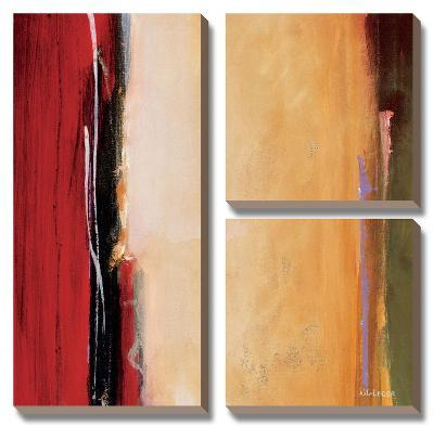 Solar Emission I-Noah Li-Leger-Canvas Art Set