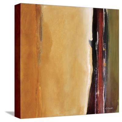 Solar Emission II-Noah Li-Leger-Stretched Canvas Print