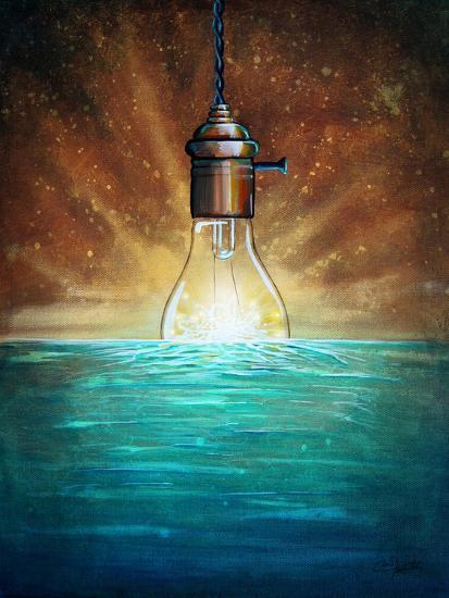 Solar Energy-Cindy Thornton-Art Print