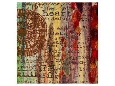 Solar I-Irena Orlov-Art Print