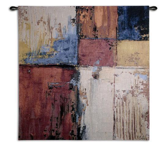 Solar Ice II-Marta Castells-Wall Tapestry
