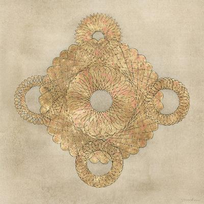 Solar Medallion I-Vanna Lam-Art Print