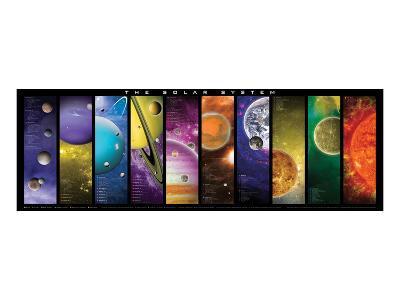 Solar System--Art Print