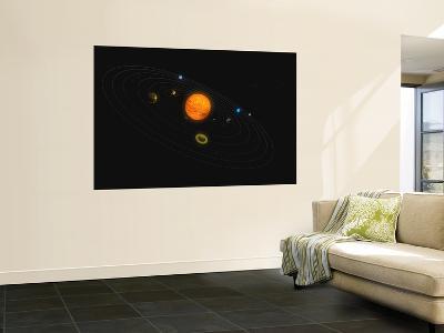 Solar System--Giant Art Print