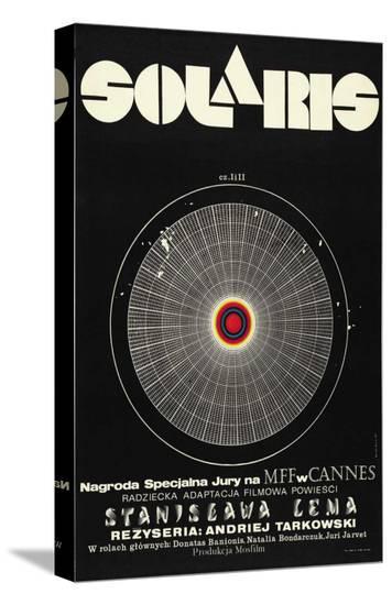 Solaris--Stretched Canvas Print