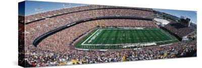 Sold Out Crowd at Mile High Stadium