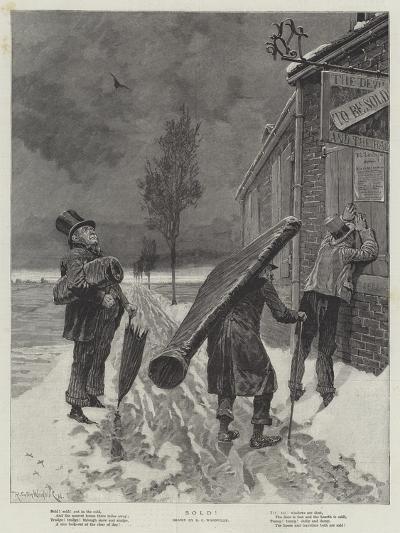 Sold!-Richard Caton Woodville II-Giclee Print