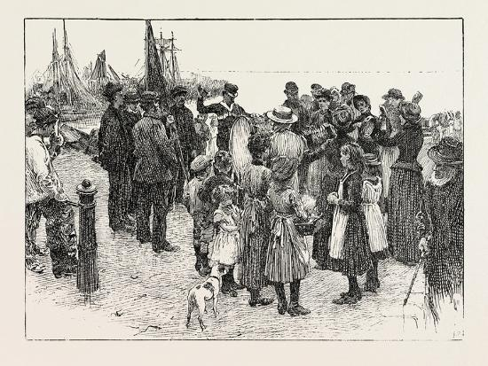 Soldiers and Sailors the Salvation Army--Giclee Print