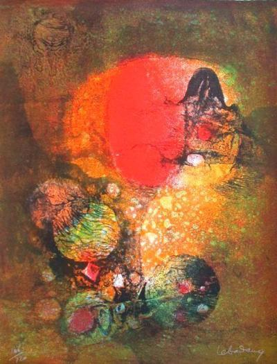 Soleil Couchant-Lebadang-Limited Edition