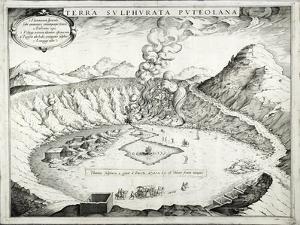 Solfatara Volcano, Pozzuoli, Naples