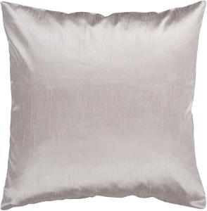 Solid Luxe Down Fill Pillow - Taupe