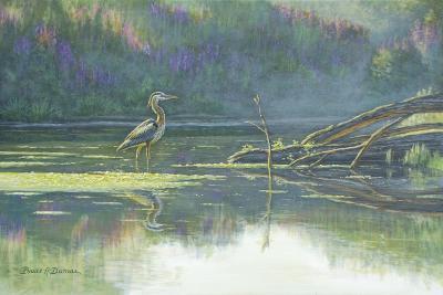 Solitary Hunter-Bruce Dumas-Giclee Print