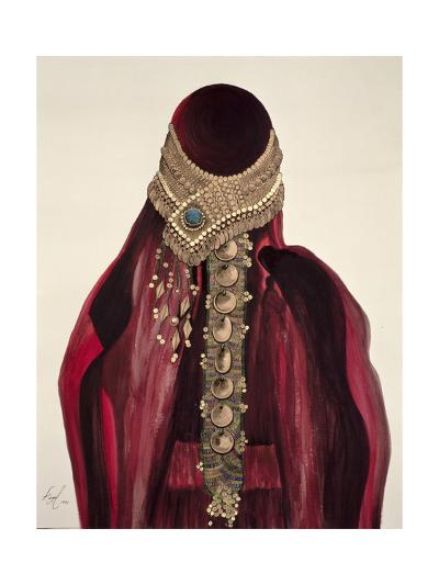 Solitude, 1991-Firyal Al-Adhamy-Giclee Print