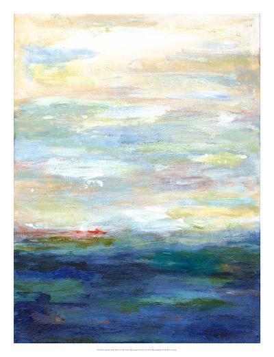 Solitude on the Water I-Edie Fagan-Art Print