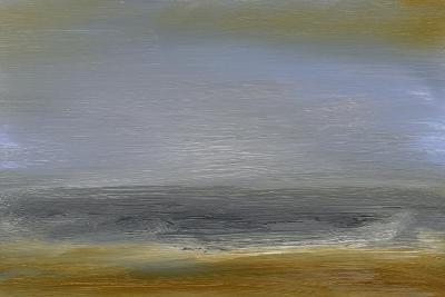 Solitude Sea II-Sharon Gordon-Premium Giclee Print