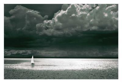 Solitude-Stephen Rutherford-Bate-Art Print