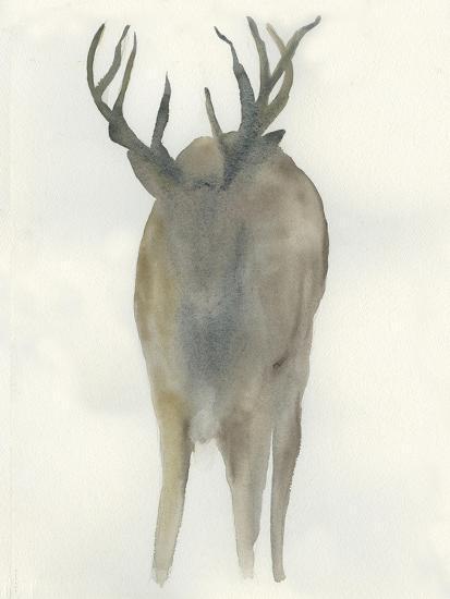 Solo Deer-Beverly Dyer-Art Print