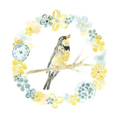 Solo Songbird I-June Vess-Art Print