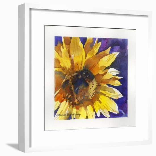 Solstice-Annelein Beukenkamp-Framed Premium Giclee Print
