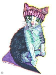 Feminist Kitty by Solveig Studio