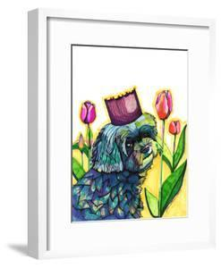 Molly Dog by Solveig Studio