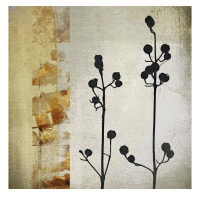 Sombras de Oro I-Noah Li-Leger-Art Print