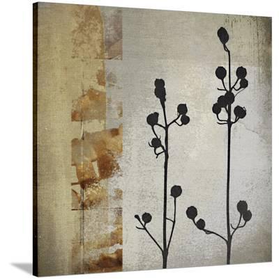 Sombras de Oro I-Noah Li-Leger-Stretched Canvas Print