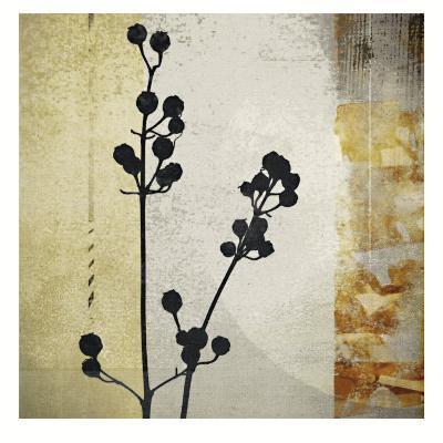 Sombras de Oro II-Noah Li-Leger-Art Print