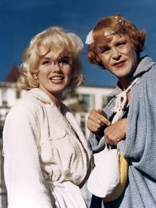 Some Like it Hot 1959 Directed by Billy Wilder Marilyn Monroe and Jack Lemmon
