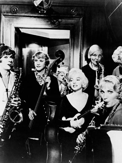 Some Like it Hot, 1959--Photographic Print