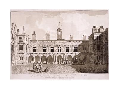 Somerset House, London, 1777-Francis Jukes-Giclee Print