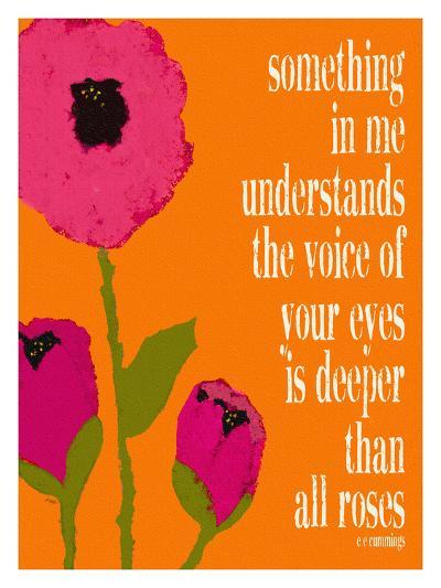 Something In Me Understands-Lisa Weedn-Giclee Print